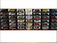 Collection of 70 Diecast Cars / Motorcycles