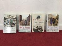 Billy Hopkins books x 4