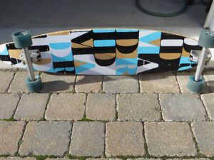 "Madrid 39"" Longboard - used very little West Island Greater Montréal image 1"