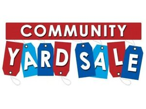 2nd annual liberty and longworth community garage sale