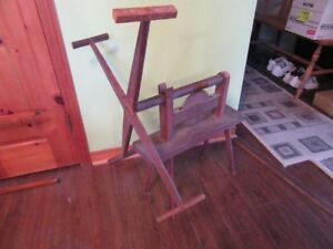 ANTIQUE WOOL WINDER - REDUCED!!!!