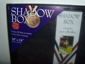 """18"""" x 24"""" Shadow Box Shrink-wrapped Never Opened"""