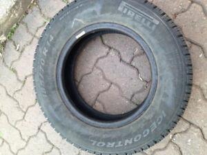 4 pneus hiver 185/70R14  Winter Tires