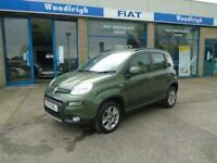 2014 Fiat Panda 1.3 Multijet 4x4 5dr(WINTER PACK/5 SEAT)) Hatchback Diesel Manua
