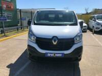 2015 Renault Trafic SL29dCi 115 Business Van PANEL VAN Diesel Manual