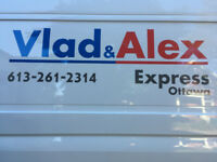 Delivery service (residential, commercial)
