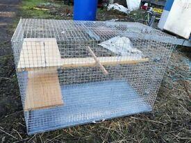large pet cage (rats degu chinchilla)