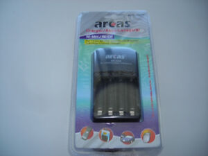 New Battery (AA / AAA) Charger - Input  230 V