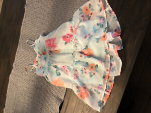 Easter dress  size 4T (xs)