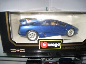 1 18 Diecast Toy Car Bburago Lamborghini Diablo Model