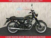 HERALD MOTOR CO CLASSIC XF 125 GY-2D XF125 CLASSIC RETRO LEARNER LOW MILES