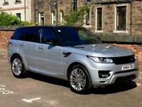 FINANCE AVAILABLE!! 64 REG RANGE ROVER SPORT 3.0 SD V6 HSE DYNAMIC 4X4 (s/s) 5dr