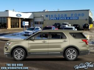 2018 Ford Explorer XLT  - Navigation - Leather Seats