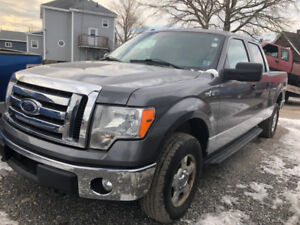 2011 Ford F 150 (4 door) (4wd) Financing Available