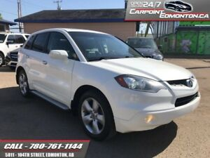 2007 Acura RDX AWD...ONE OWNER...LOADED  - local