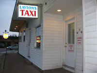Layton's Taxi is looking for drivers