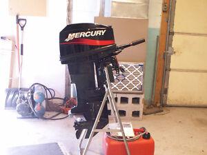 20hp Mercury. Outboard Motor