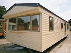 CHEAP 3 BED HOLIDAY HOME AT LYDSTEP, TENBY ONLY £27,895 inc fees, not Kiln Park, not Trecco Bay