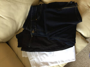 Jeans and Jeggings, Size 18 Petite