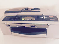 Brother all in one printer/fax