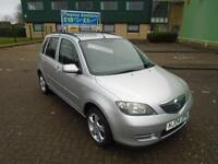 MAZDA 2 TS2 * £15 Per Week..£O Deposit * 1-Owner,FSH 2004 Petrol Manual