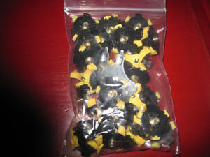 28 Pieces FINE THREAD Golf Shoes Spikes