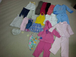 Girl's Size 12M, 12-18M, 18M, and 18-24M Clothing for Sale!