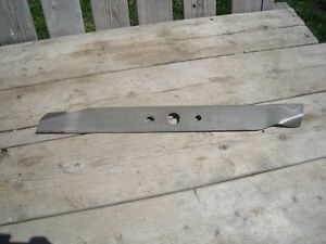 """Excellent Condition: Homelite 20"""" Electric Lawnmower Blade"""