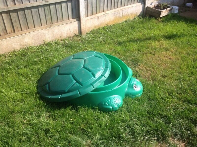 Little tikes sand water pit in sandiacre for Elc paddling pool