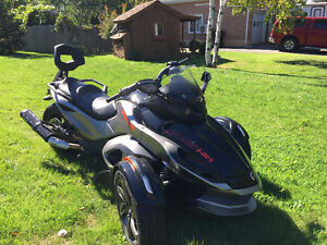 2013 CAN AM Spyder RSS