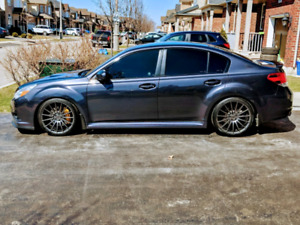 2011 Subaru Legacy GT- Rare and very well maintained