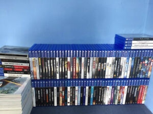 Various PS4 Games for sale NEW/OPEN BOX
