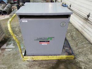 Used Electrical Transformers for sale