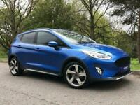 2020 Ford Fiesta 1.0 EcoBoost Hybrid mHEV 155 Active Edition 5dr HATCHBACK Petro
