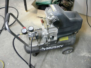 Compressor and Nailer