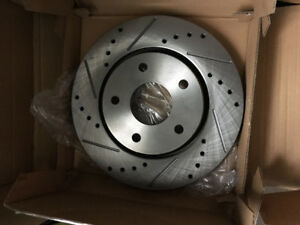 Rotors and pads