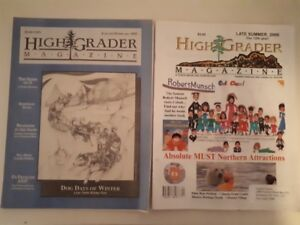 Highgrader Magazines Issues #1 to #63