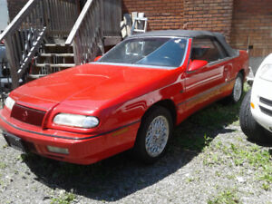1993 Chrysler Convertible at a Great Price