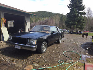 1978 Buick Regal Rare 4sp car