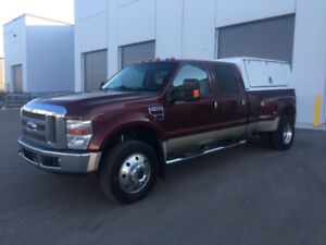 Ford F-450 Lariat 4x4 Pickup Truck 2008 - LOW MILEAGE!
