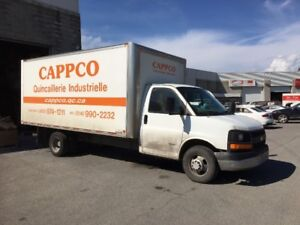 Cube Chevy Express 2008,