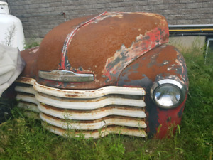 1948 Chevy 3100 , 5 window shortbox