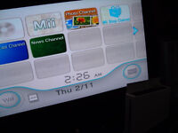 WII Bundle with Gamecube games