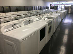 ECONOPLUS  LIQUIDATION  WASHER DRYER SET FROM 449.99$ WE PAY TA.