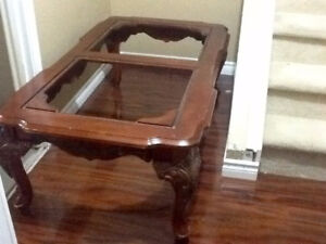Coffee table Solid Wood in good condition/Reduced to sell