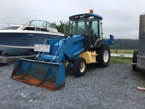 Ford New Holland Tractor 1997