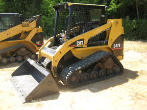 Wanted - Skid steer