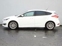 """ford focus 2015 zetec s 18"""" alloy wheels and tyres"""