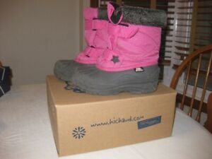 Baby Chou Winter Boots - Toddler Girls size 13