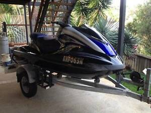 YAMAHA JETSKI (will sell today) Port Macquarie Port Macquarie City Preview